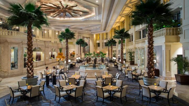 Peninsula Lounge and Lobby 2015
