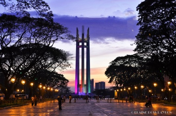 Quezon Memorial Circle - Elaine Ross Baylon