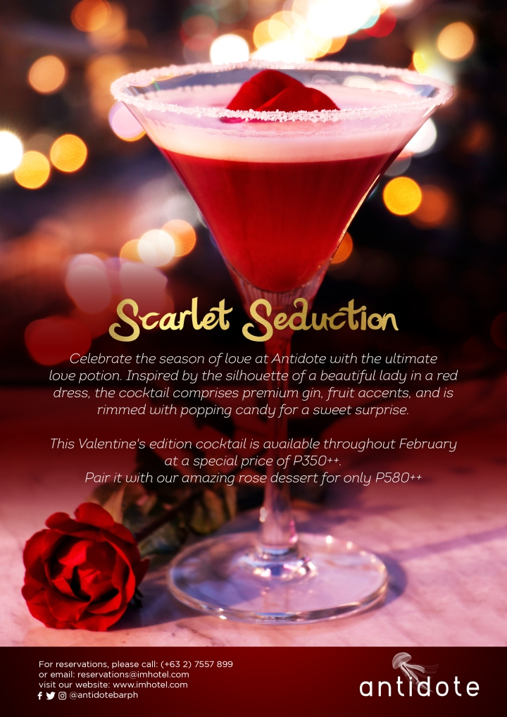 Scarlet Seduction A4