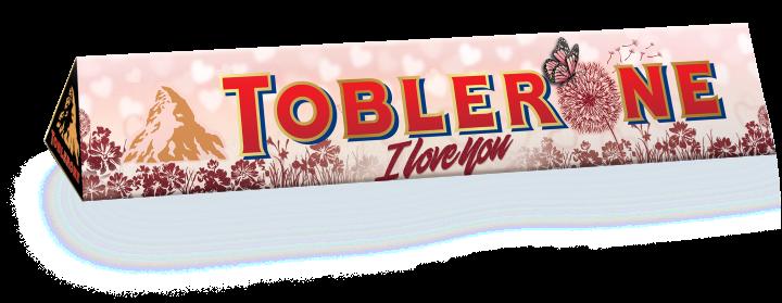 Toblerone Dark Chocolate Sleeve designed by Juan Camilo Rodriguez 100G