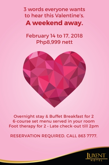 9 Hotels For Your Staycation On Valentine S Day 2018 What To Eat Ph