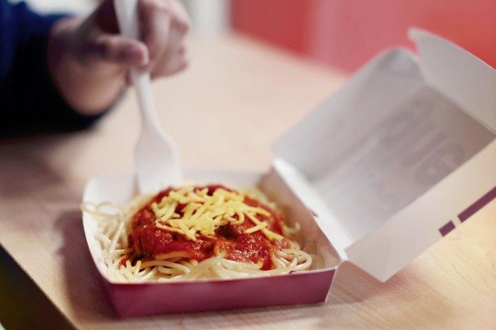 McSpaghetti PR2