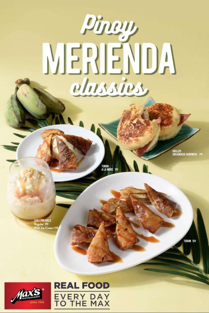 Pinoy Merienda Classics
