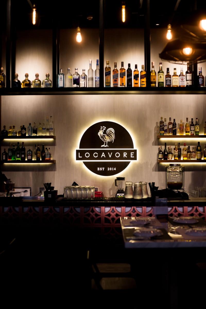 Locavore Restaurant Menu