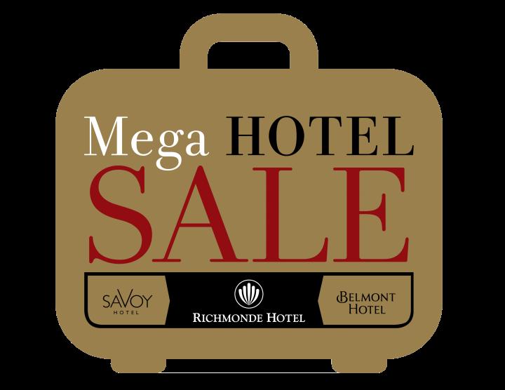 Mega Hotel Sale LOGO