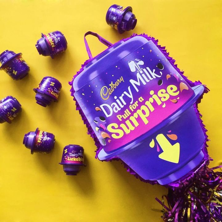 Cadbury Dairy Milk Lickables Flatlay 1