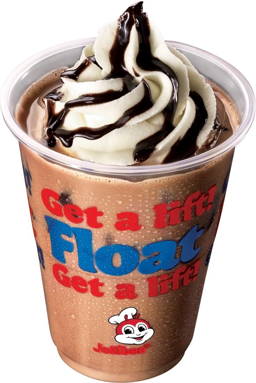 COFFEE MOCHA FLOAT