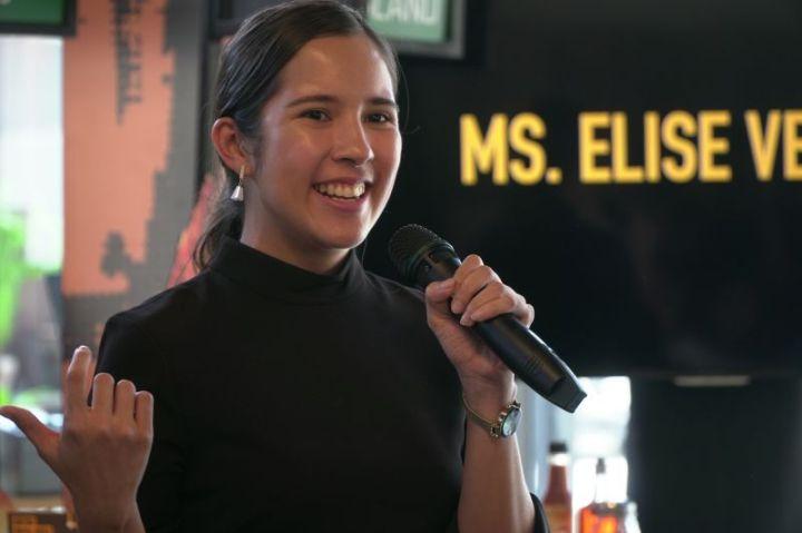 Elise Veloso, Senior Brand Manager