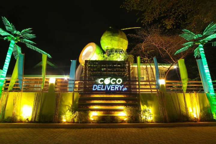 Coco Delivery Store Opening